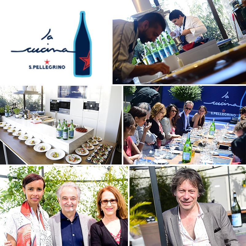 La Cucina S.Pellegrino Cannes 2015 by VisionbyAG
