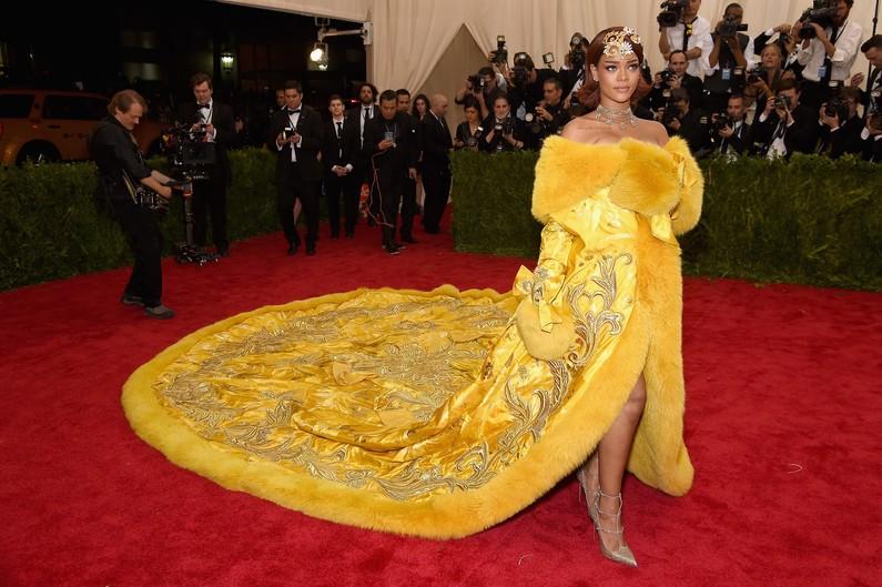 Rihanna Dimitrios Kambouris  GETTY IMAGES NORTH AMERICA  AFP