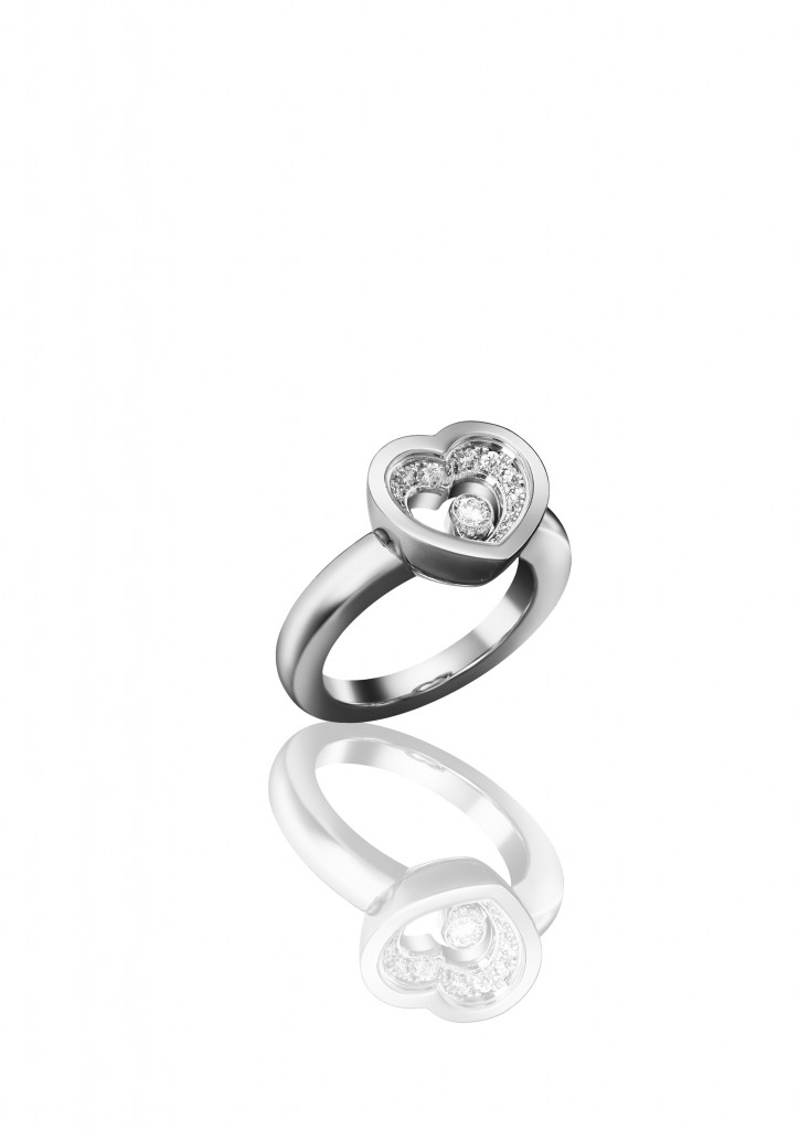 Ring Happy Diamonds Very Chopard 827790-1110
