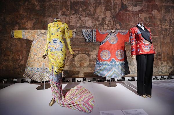 "The Metropolitan Museum Of Art's ""China: Through The Looking Glass"" Press Presentation"