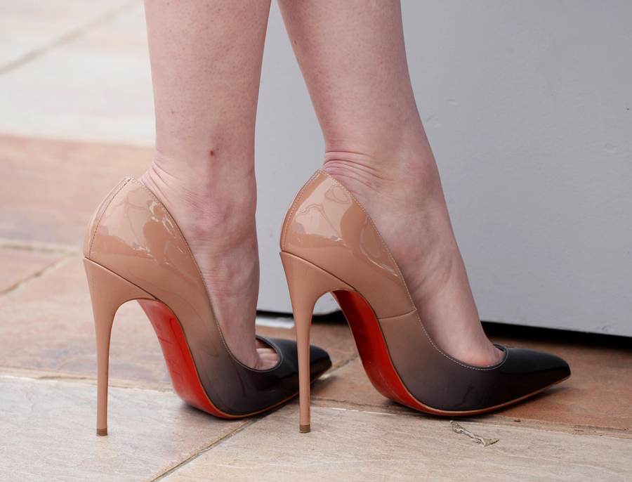 louboutin degrade pigalle