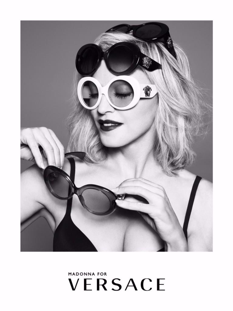 ADV Madonna x Versace