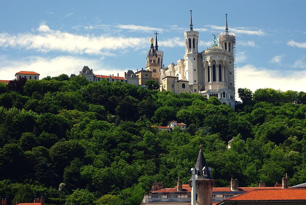 Lyon_basilique_de_fourvière