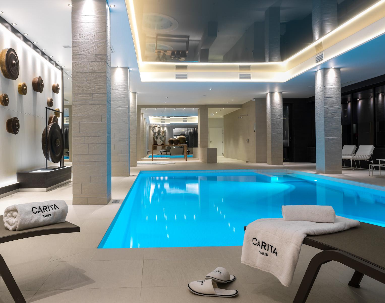 le spa by carita au best western plus h tel spa de. Black Bedroom Furniture Sets. Home Design Ideas