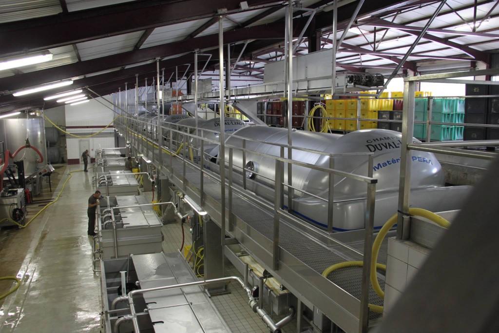 Pressoir Duval-Leroy