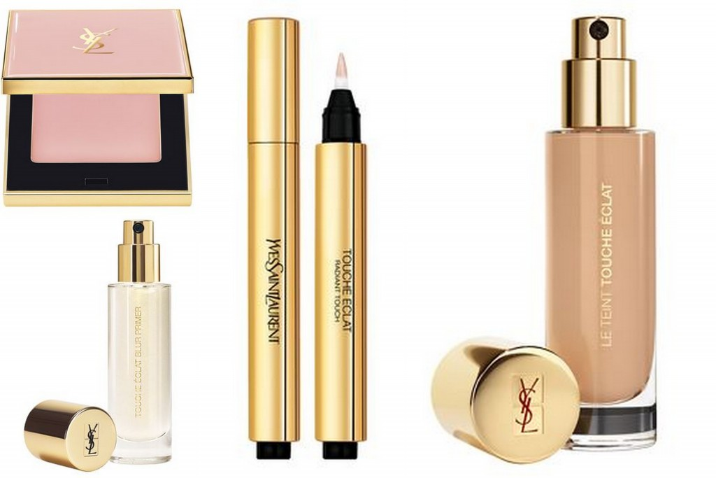 Maquillage Cara YSL1