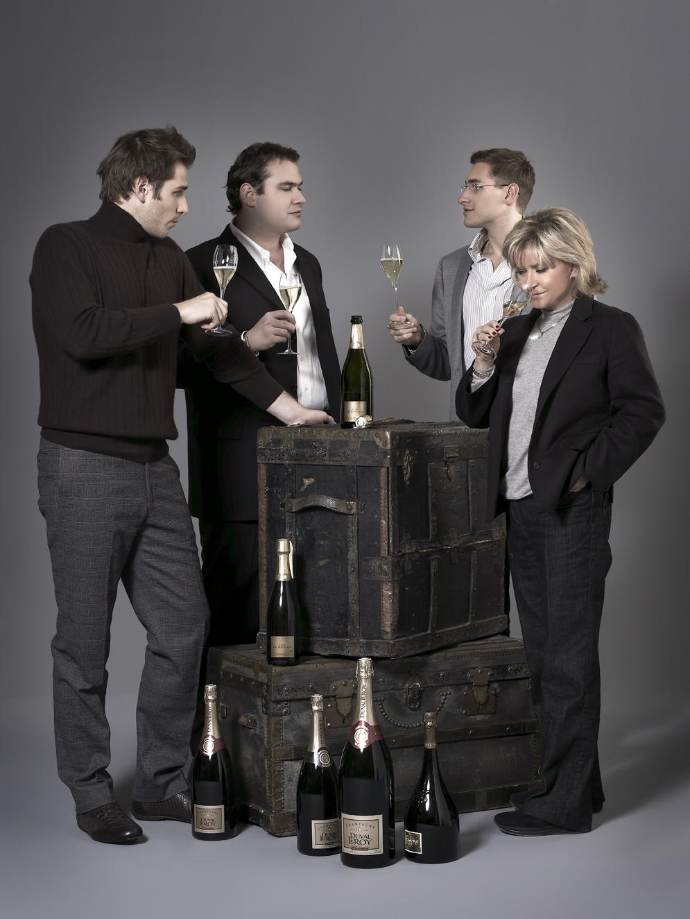 la maison duval leroy vous offre une bouteille de champagne maryo 39 s bazaar. Black Bedroom Furniture Sets. Home Design Ideas