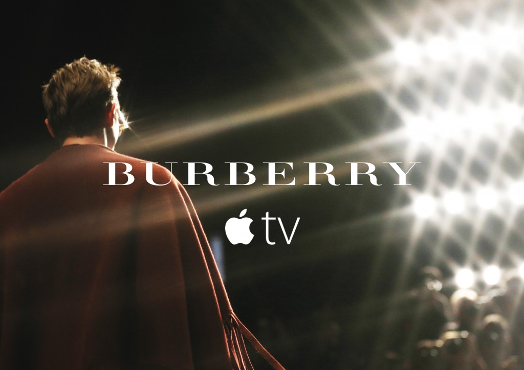 Burberry Launches on Apple TV