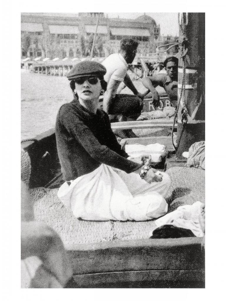 1936-Chanel-in-Venice