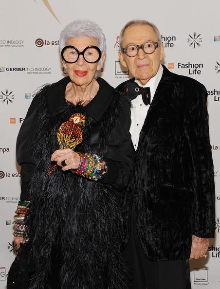 Iris Apfel WGSN Global Fashion Awards