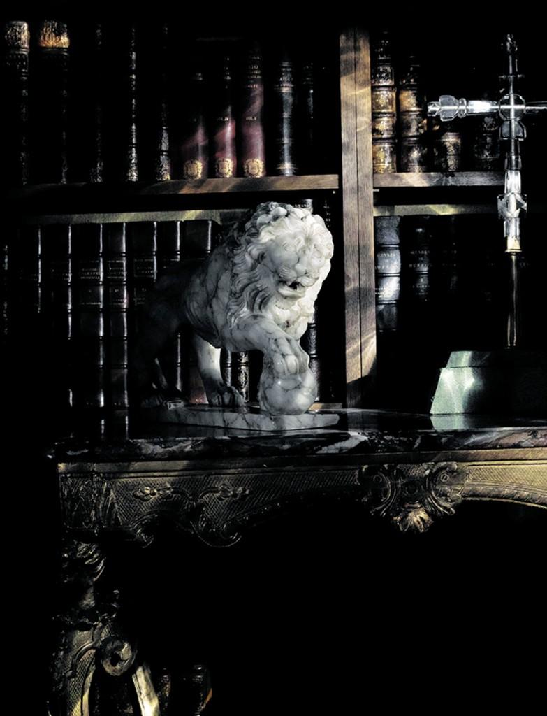 San Marco Basilica Lion restoration 24