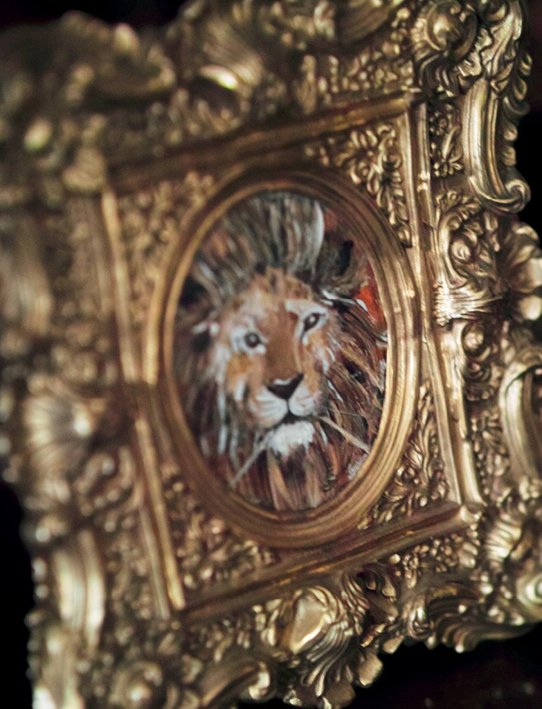 San Marco Basilica Lion restoration 25