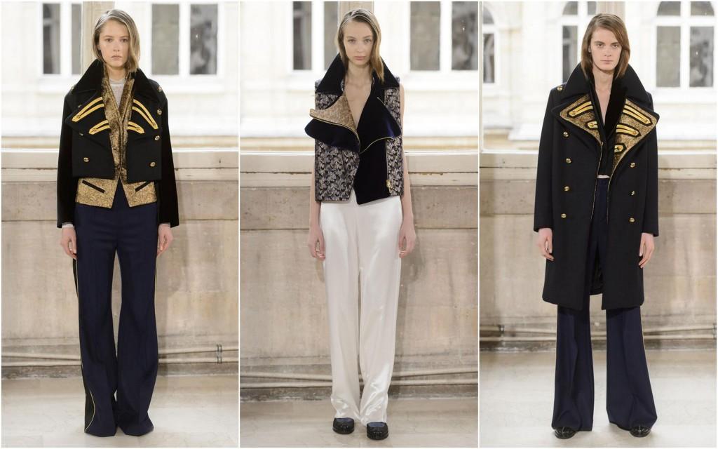 ballade couture Christian Louboutin