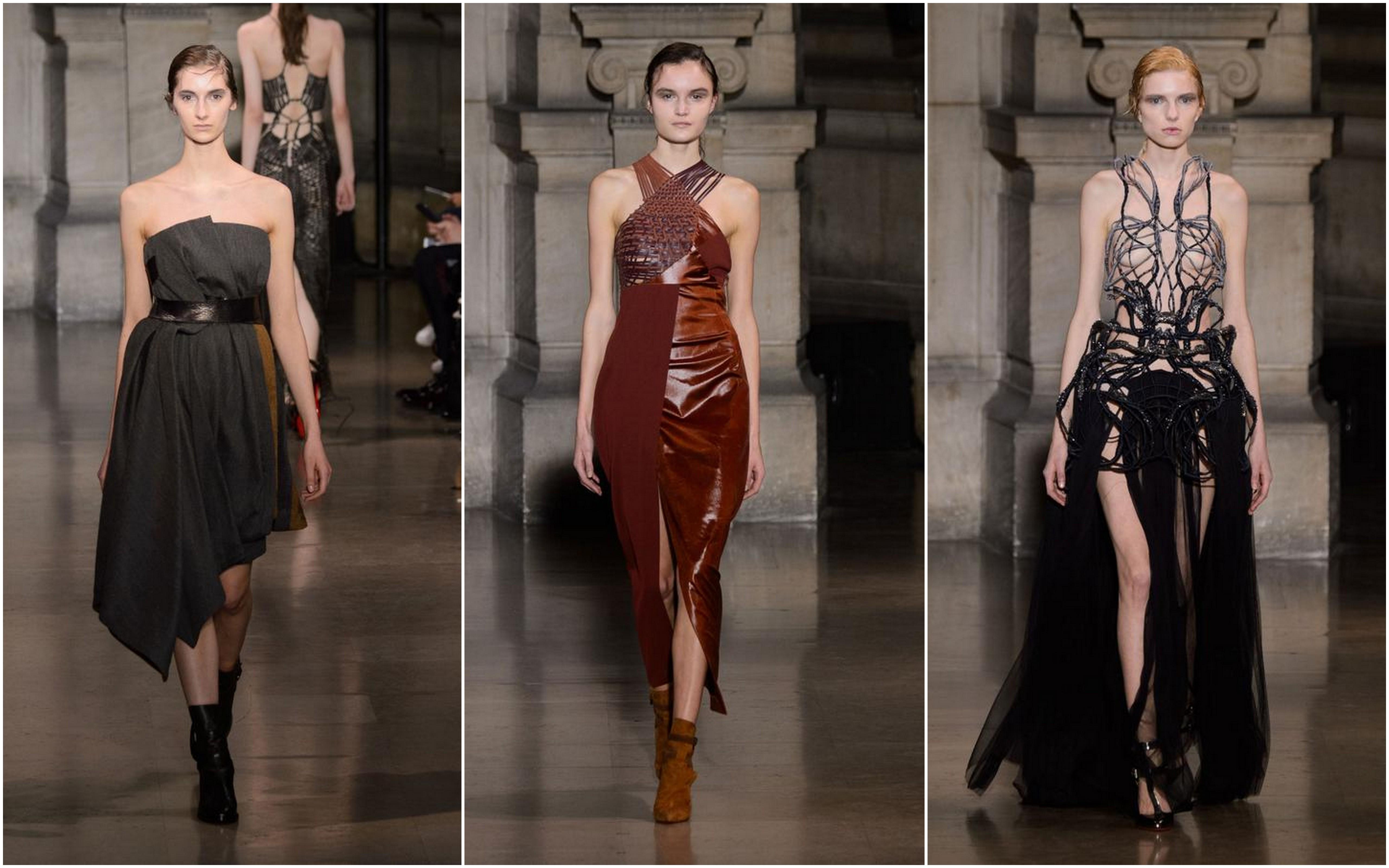 La balade couture de Christian Louboutin | Maryo's Bazaar