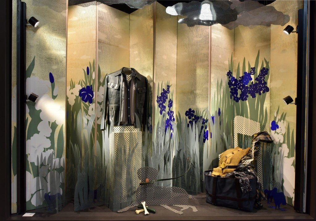 Spring-is-just-around-the-corner-Vitrine-dAntoine-Platteau-pour-la-maison-Hermès-c-Ville-de-Poitiers-2
