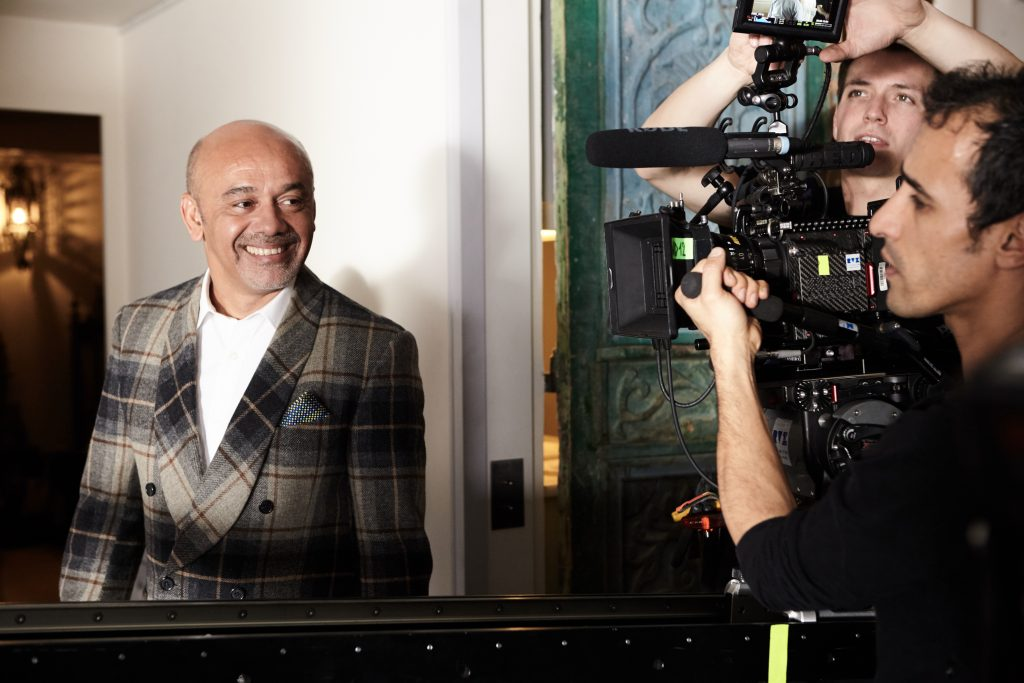 Behind the scenes_ Reverso by Christian Louboutin film c Roch Armando(3)