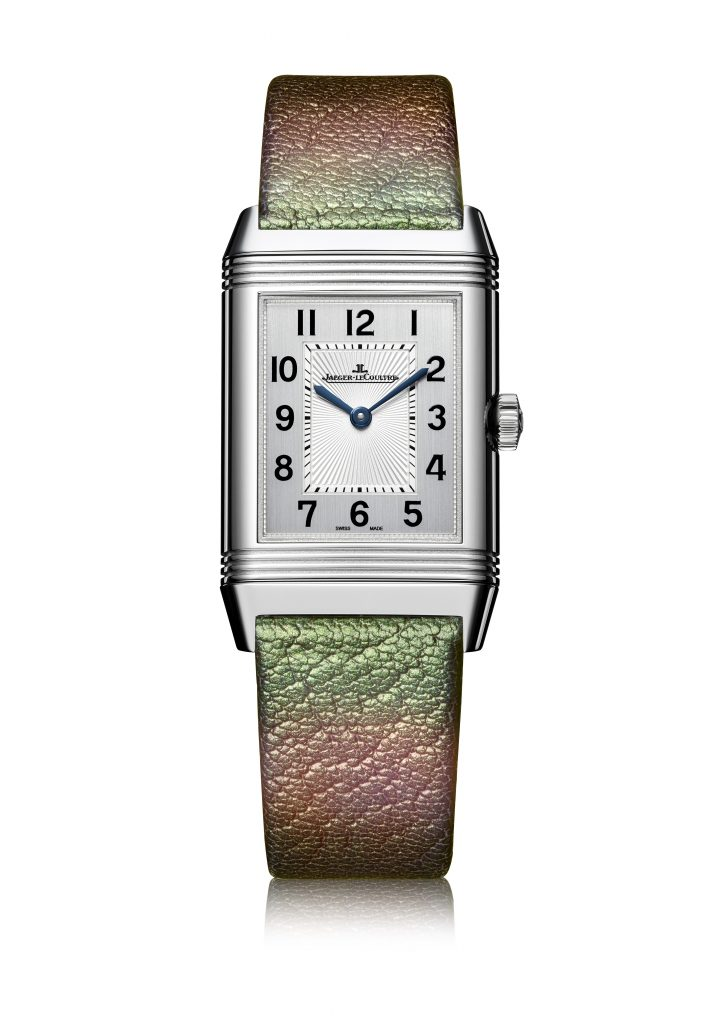 Jaeger-LeCoultre Reverso by Christian Louboutin_front