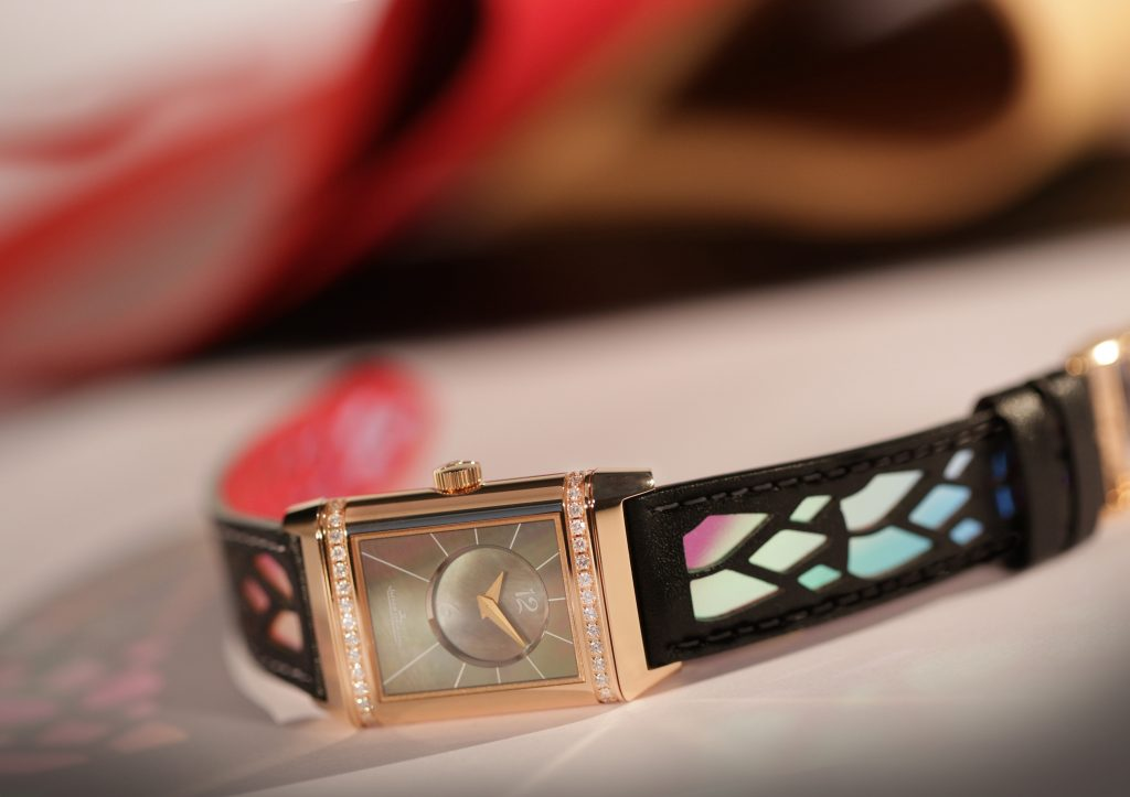 Jaeger-LeCoultre Reverso creation by Christian Louboutin 1