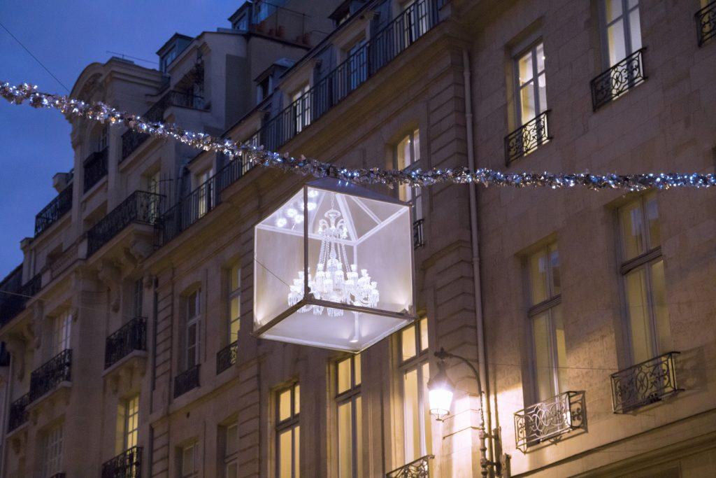 Baccarat illumine le faubourg Saint-Honoré_6 c Laurent Parrault