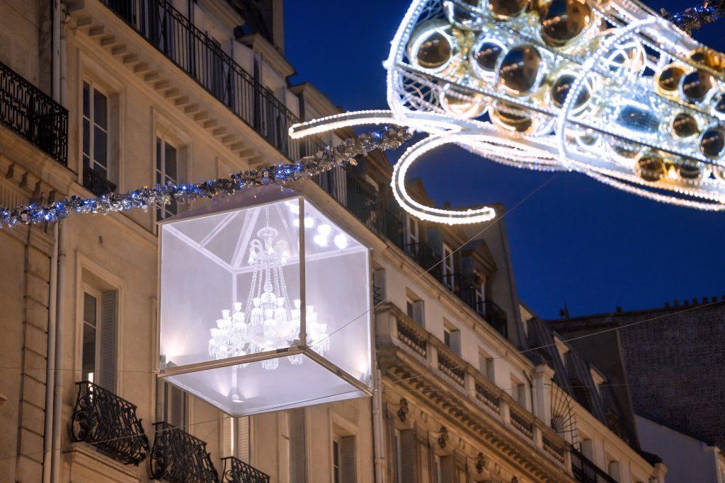 Baccarat illumine le faubourg Saint-Honoré_8 c Laurent Parrault