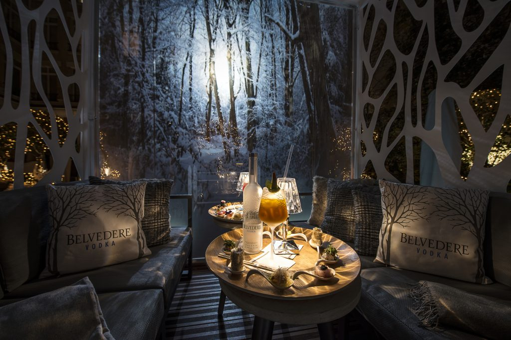 Belvedere - Jardin d'hiver au Royal Monceau Raffles Paris (1)