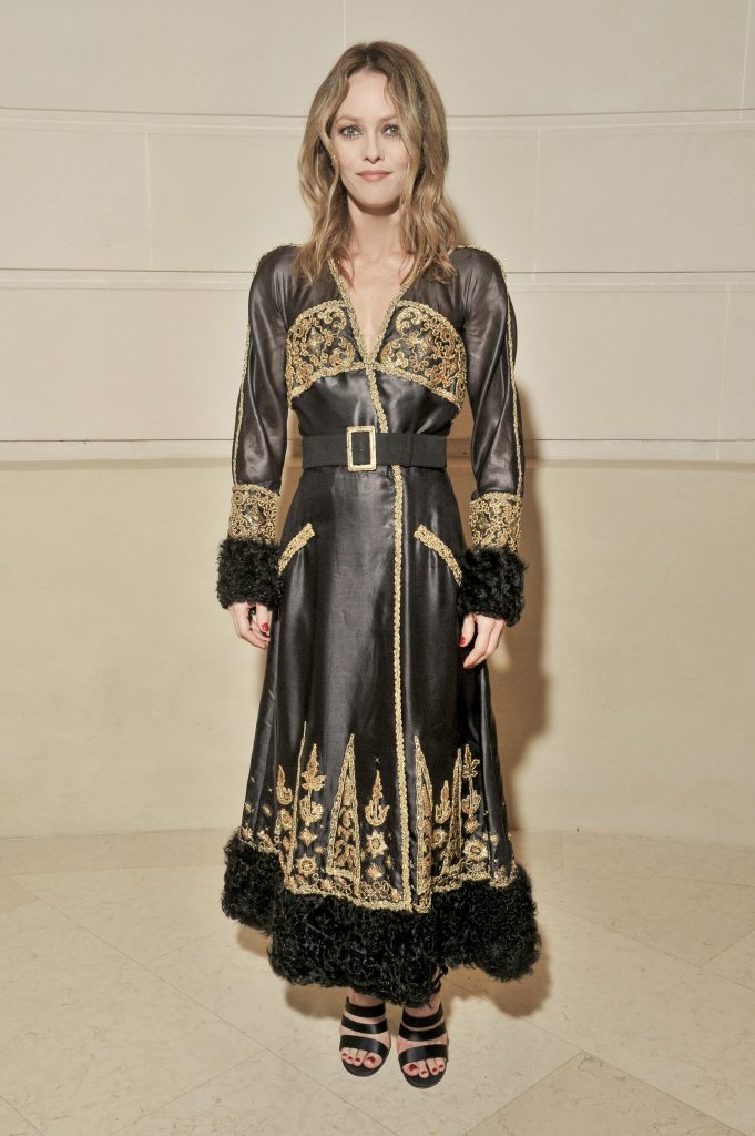 Vanessa PARADIS_Paris Cosmopolite 2016-17 Métiers d'Art Collection