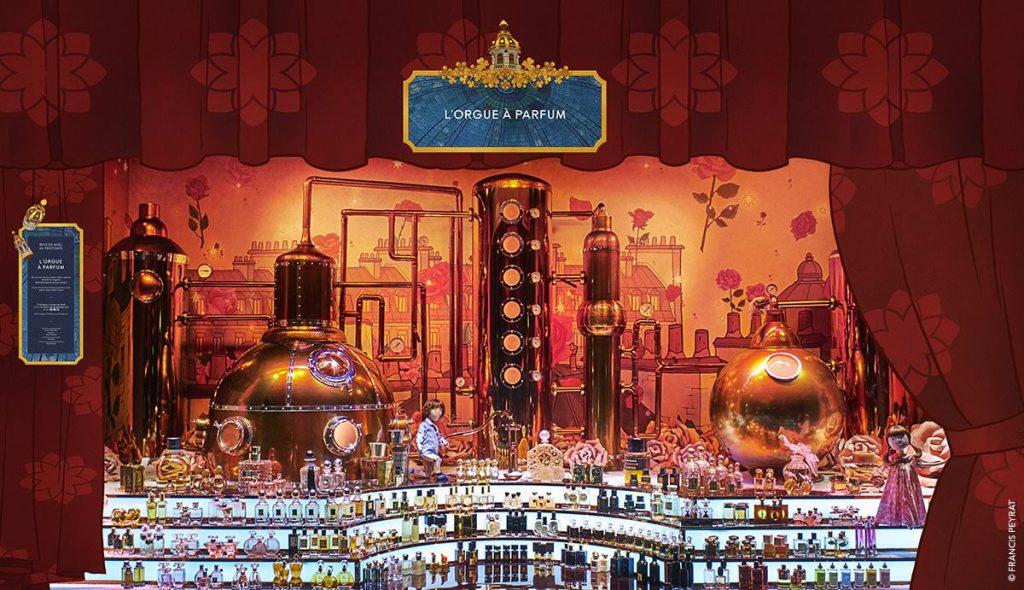 l'orgue à parfum