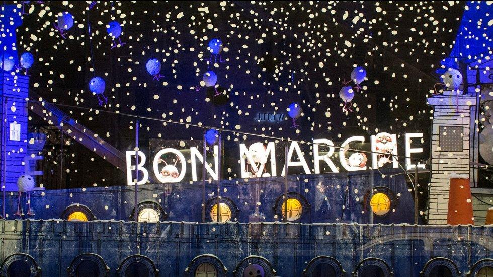 vitrine_flocon_le_bon_marchecle_bon_marche_rive_gauche