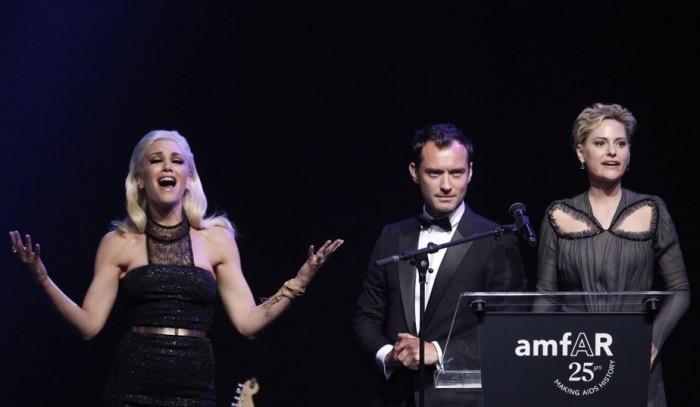 Gala de l'Amfar 2011 au Festival de Cannes
