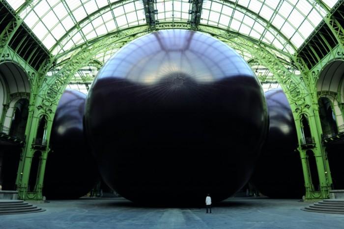Monumenta 2011 Anish Kapoor au Grand Palais