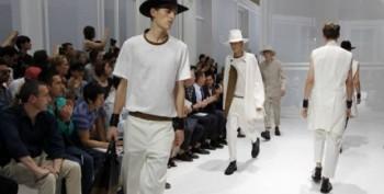 Dior Homme Printemps Eté 2012