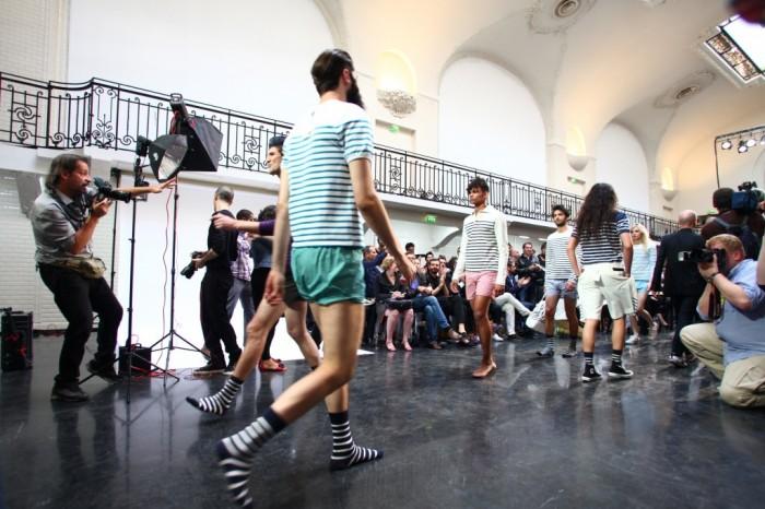 Jean-Paul Gaultier Homme Printemps Eté 2012