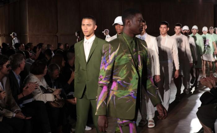 Givenchy Hommes Printemps Eté 2012