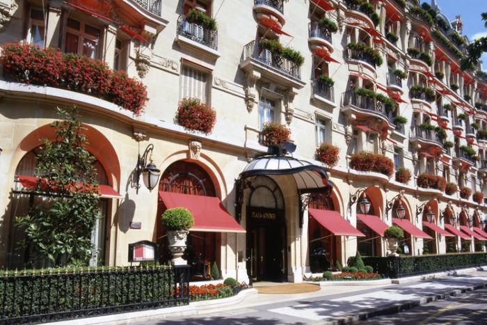 Le Patrimoine Vivant de l'Hôtel Plaza Athénée Partie I