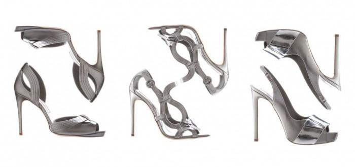 Rupert Sanderson célèbre une décennie de chaussures
