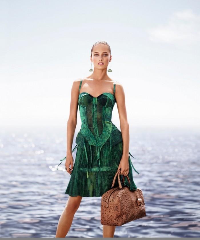 Nouvelle campagne Bottega Venetta Printemps Eté 2012