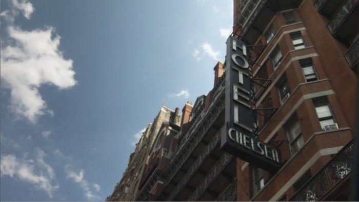 Les derniers jours du Chelsea Hôtel