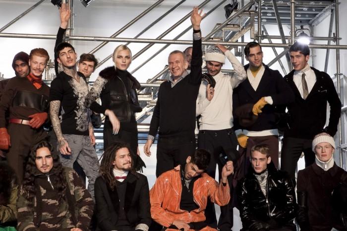 Jean-Paul Gaultier Hommes Automne Hiver 2012 – 2013