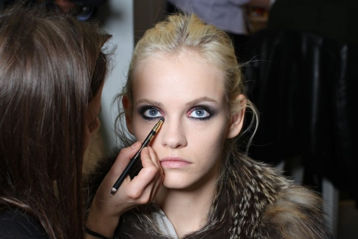 Behind the scenes Anthony Vaccarello Fall Winter 2012 – 2013