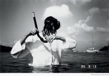 L'exposition «Des photographes et le cardigan pression» d'Agnès b