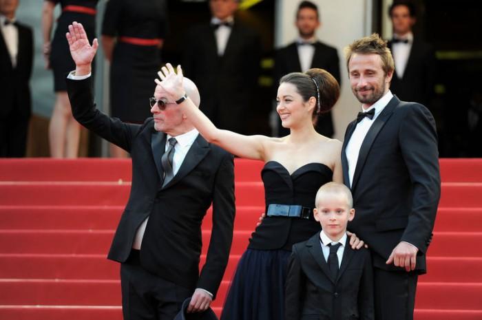 Cannes De Rouille et d'Os