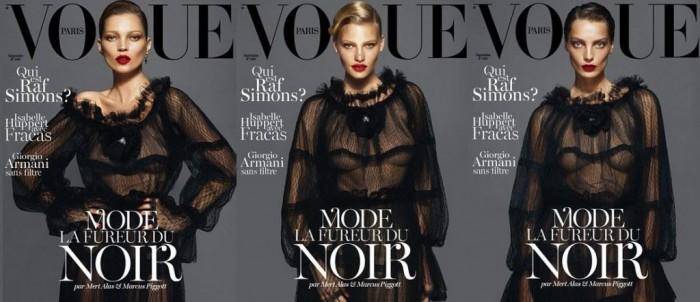 Vogue Paris se refait une beauté