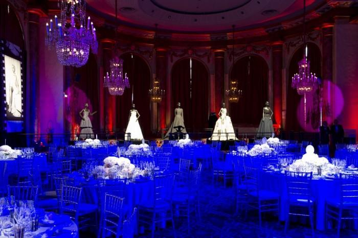 Stars en Dior au 15ème Grand Bal de Deauville