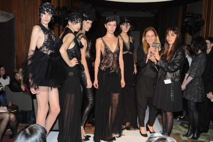 Augustin Teboul lauréat du Dorchester Collection Fashion Prize 2012