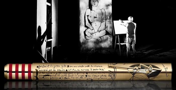 Montblanc rend hommage à Pablo Picasso