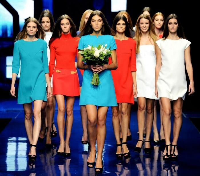 Dans les coulisses de la finale Elite Model Look France