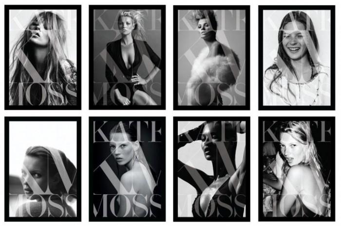 Signature du livre Kate Moss chez Colette