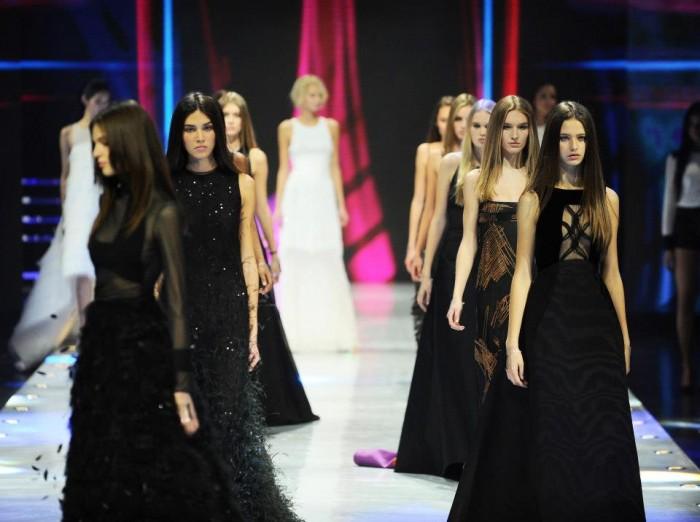 Marihléa gagnante de la Finale internationale du Concours Elite Model Look 2012