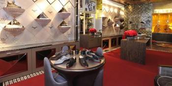 Christian Louboutin ouvre une boutique Hommes à Londres