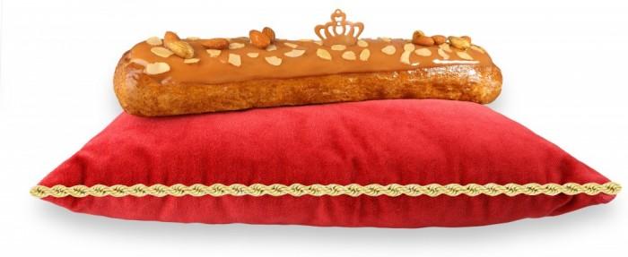 Dégustez l'Eclair des Reines pour l'Epiphanie